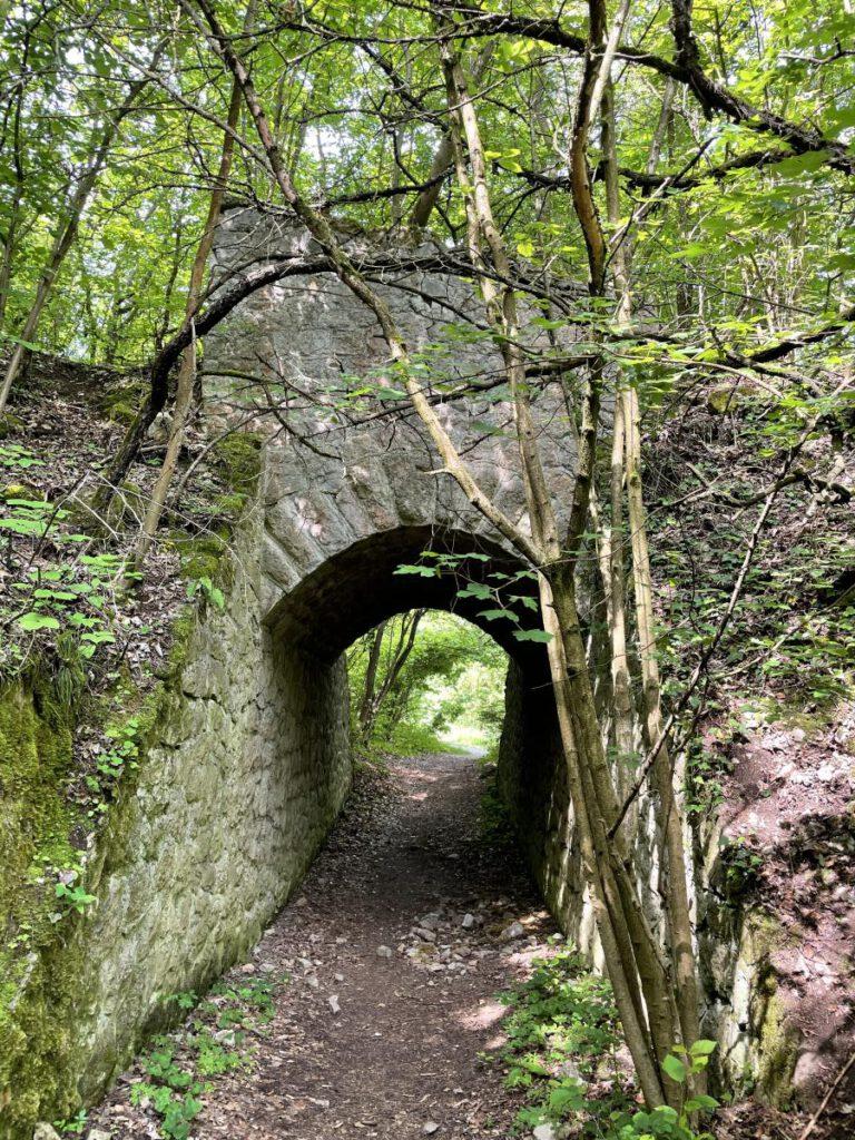 Bývalý viadukt