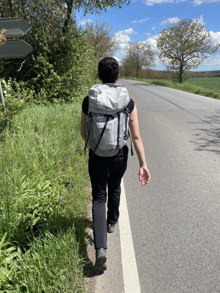 Cesta k autu