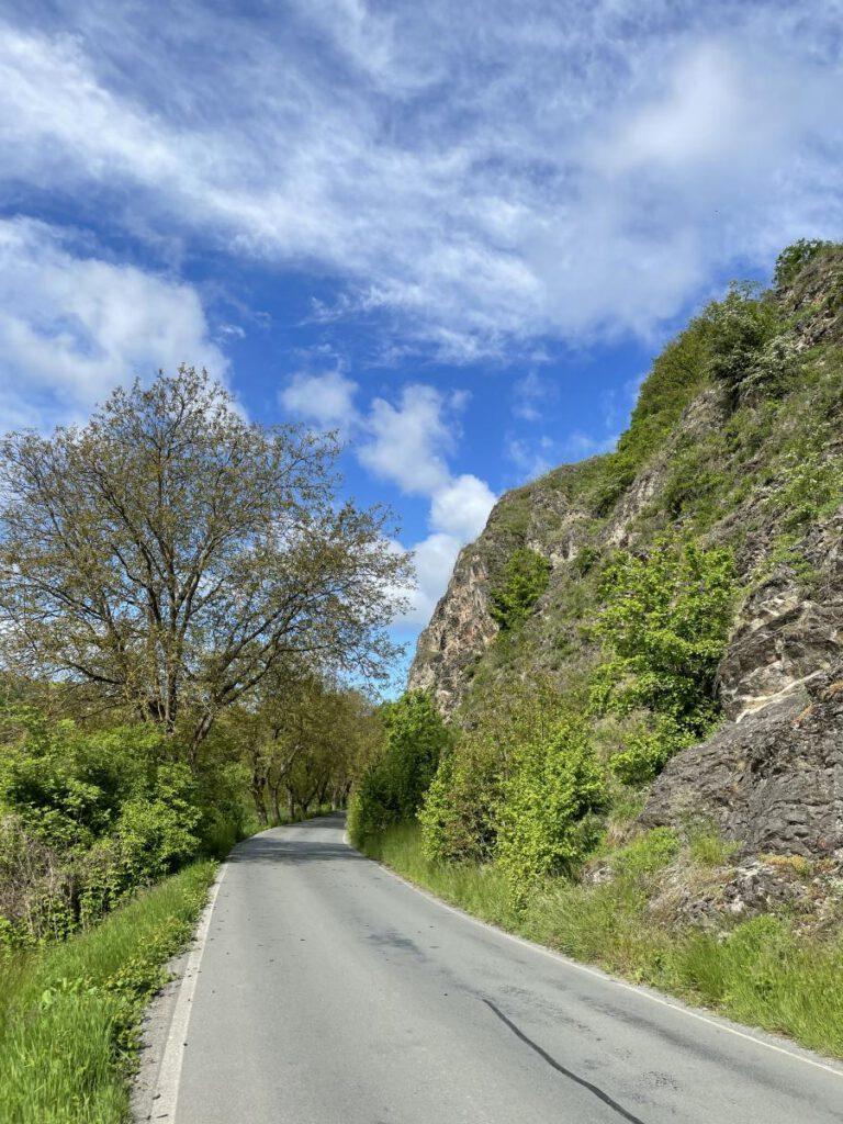 Cesta okolo Berounky