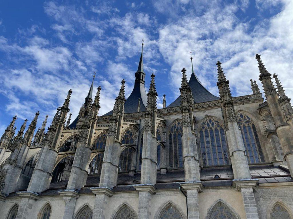 Sv. Barbora UNESCO