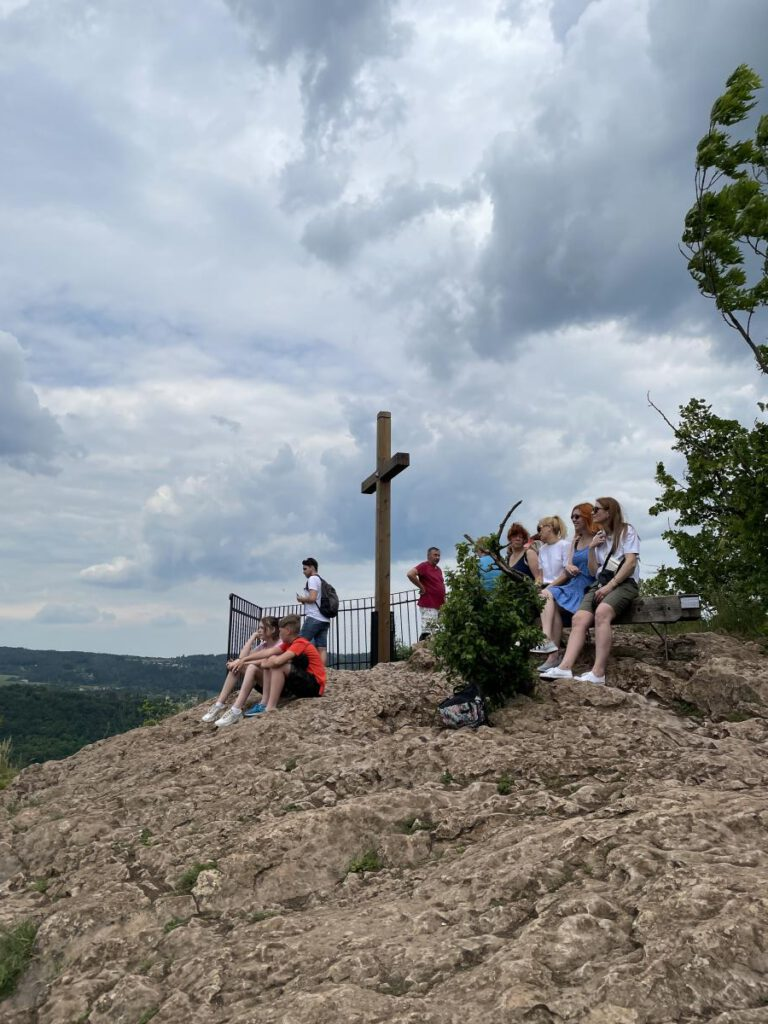 Vyhlídka křížek