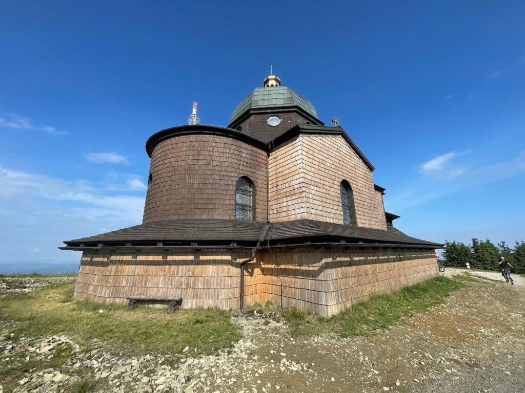 Kaple Cyrila a Metoděje