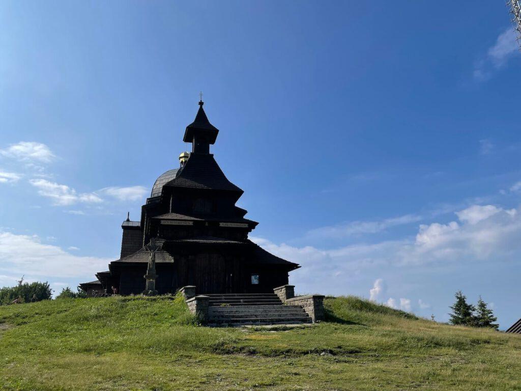 Kaple Radhošť