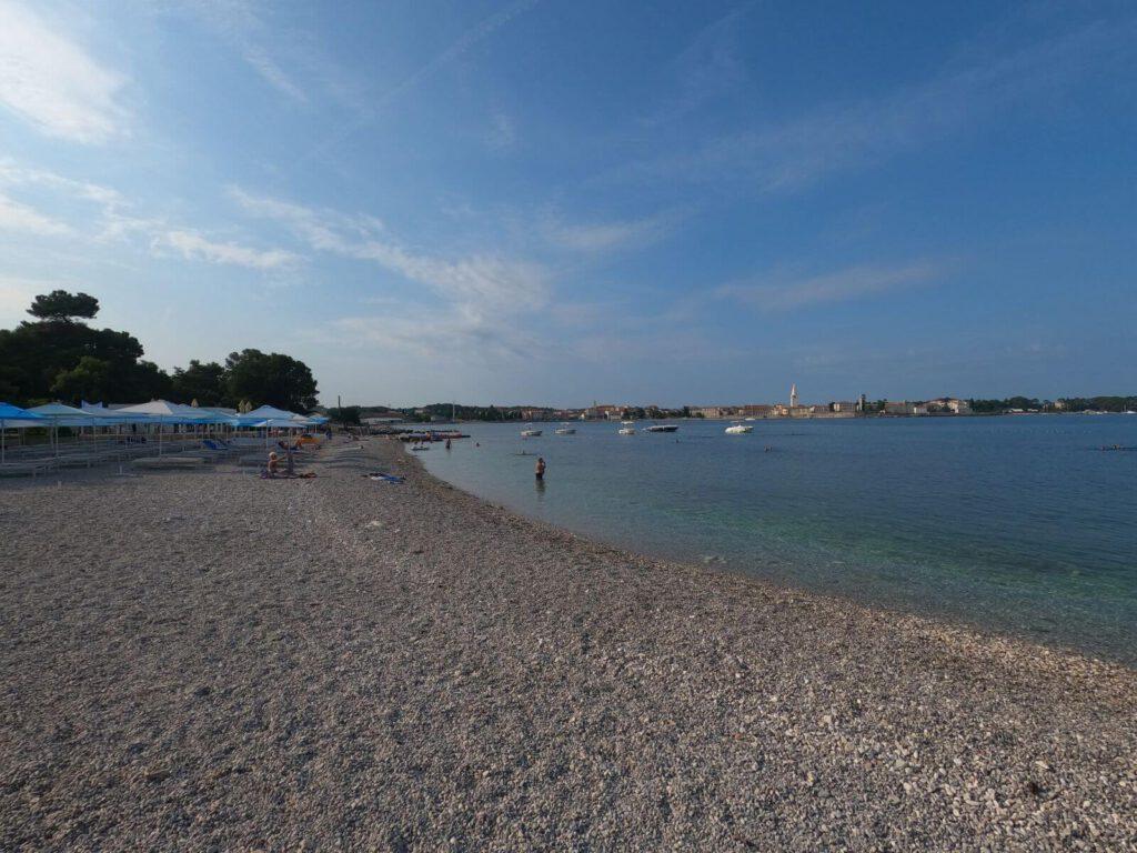 Pláž Poreč