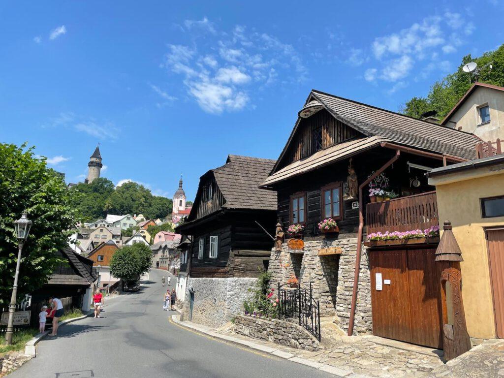 Stavby Štramberk