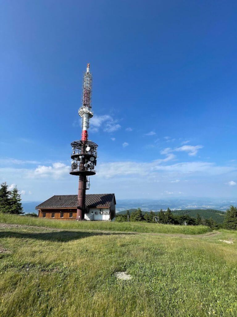 Vysílač Radhošť